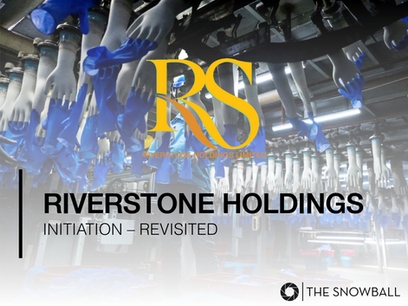 Riverstone Holdings | Revisited