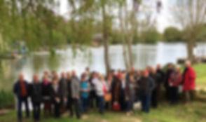 L'association organise des visites de groupes toute l'année