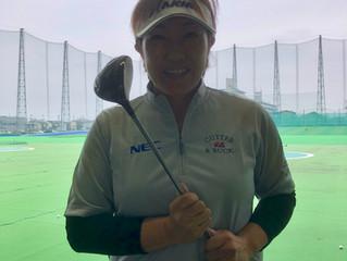 【 PROTOTYPE GL-01 FW 】女子プロゴルフ界のレジェンド!福嶋晃子プロによる試打インプレッション!