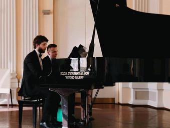 "Włochy, Legnago, Teatr im. Antonio Salieriego, 7° Concorso Internazionale Giovani Musicisti Premio ""Antonio Salieri""."