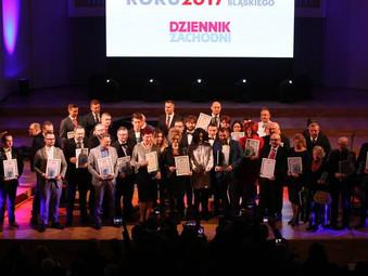 Nagroda Dziennika Zachodniego w Plebiscycie na Osobowość Roku 2017 w Dziedzinie Kultury