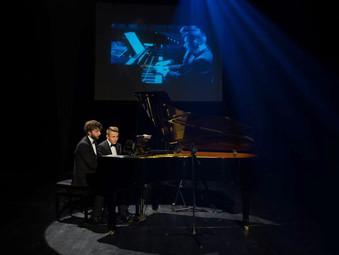 Dąbrowa Górnicza, Koncert Dombrova Piano Duo.