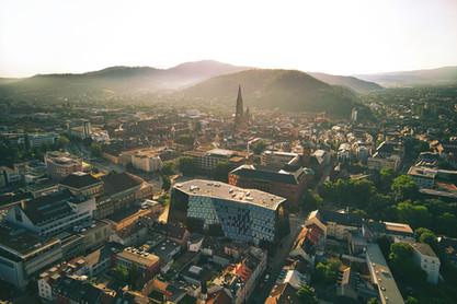 Innenstadt Freiburg im Breisgau