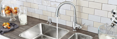 Pearl Sinks and Faucets