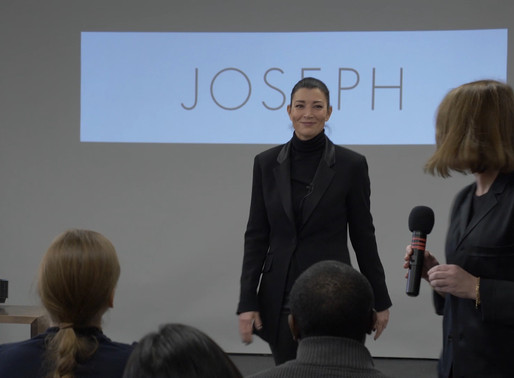 New CEO of fashion brand 'Joseph'