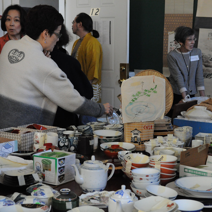 Rummage Sale _ Day 2