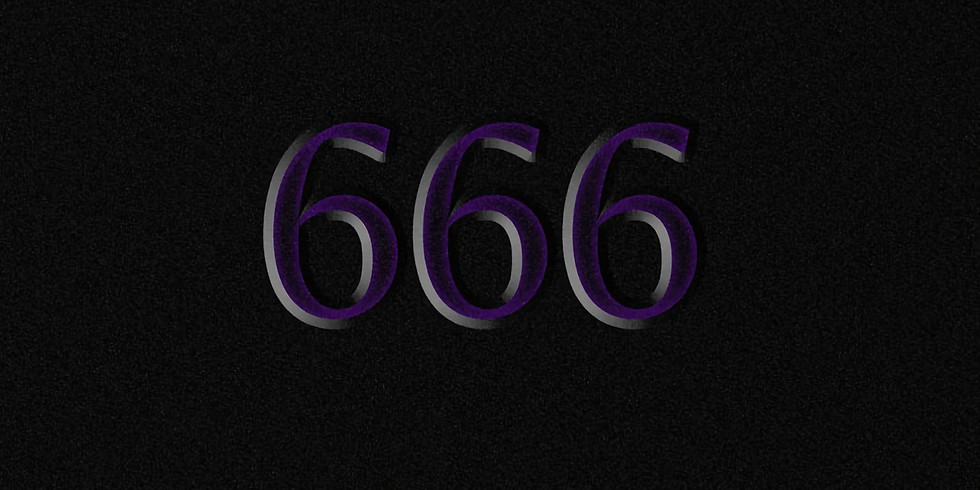 Demystifying the Number 666