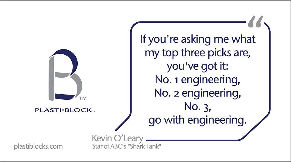 Plasti-Block™ Quote of the week