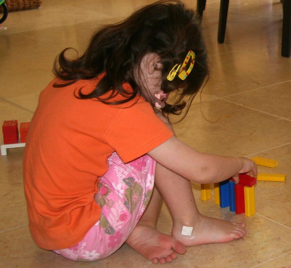 Plastic-blocks