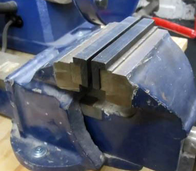 How To Fabricate Plastic Vise Jaws!