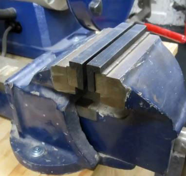 Plastic Vise Jaws-Plasti-Block™