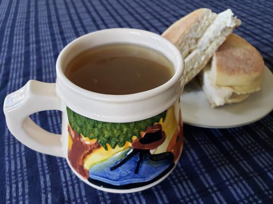 """Emoliente, el """"desayuno cholo"""""""