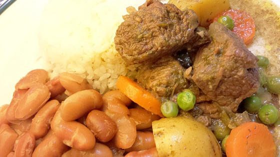 Seco de res, Peruvian Beef Stew