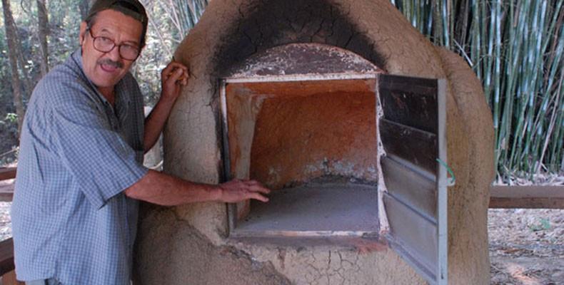 example of a forno a lenha