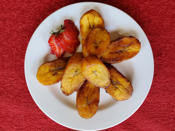 Food memory: Bananas, Plantains, and Peru