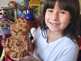 Tantawawa, a sweet bread offering