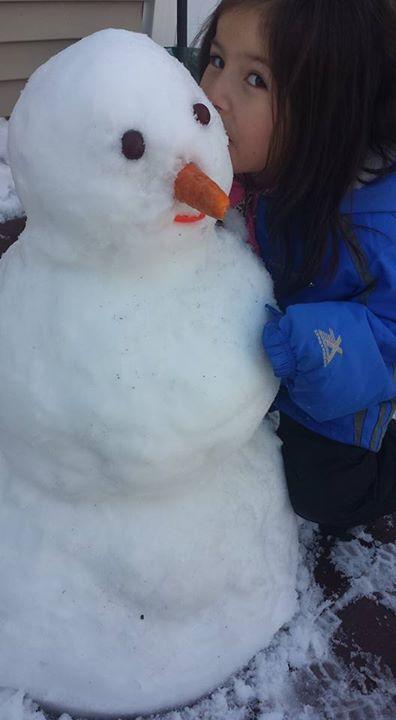 Mr. Snowpants