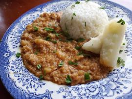 Carapulcra, an ancient Andean dish