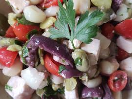 El solterito arequipeño, a great summer salad