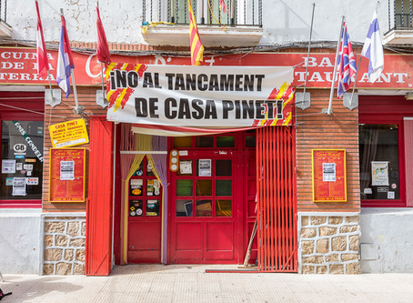 Tárbena/Alcalalí - Casa Pinet