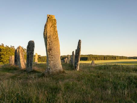 Blomsholm - sitio prehistórico