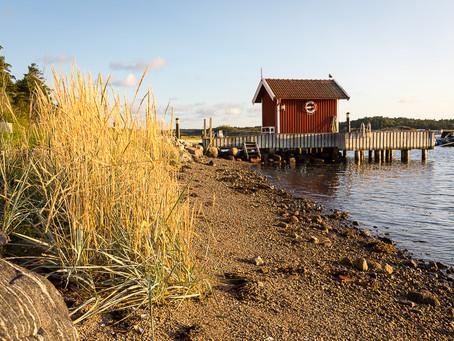 Selläter - Strømstad senderismo costero