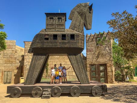 Terra Mítica - a cultural amusement park