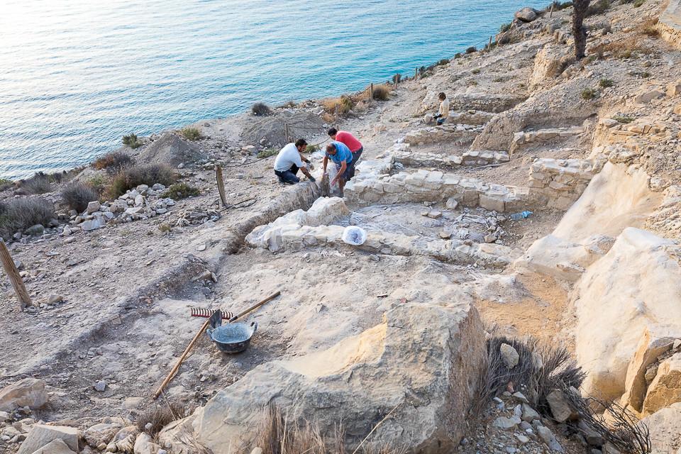 Arkelologiske utgravninger på Santuario del la Malladeta
