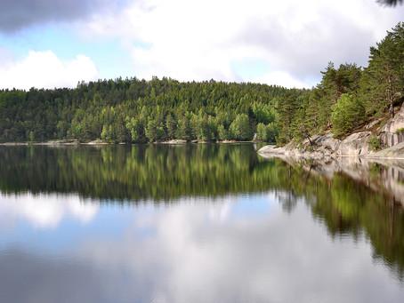 Färingen - naturperle ved Strømstad