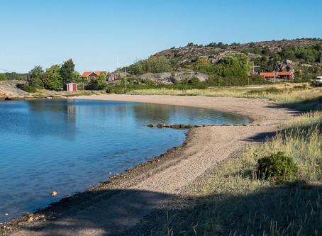 Strömstad - Seläterbadet beach