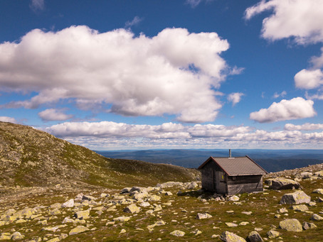 Norefjell - Høgevarde - viaje corto a la cima