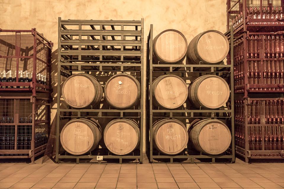 Vintønner med kvalitetsvin