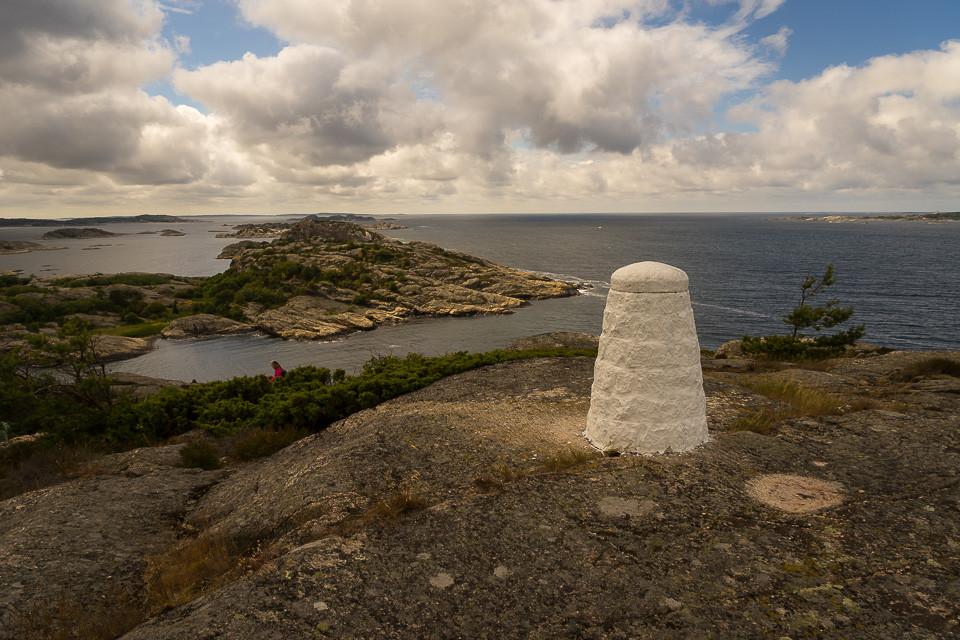 Sveriges vestligste punkt