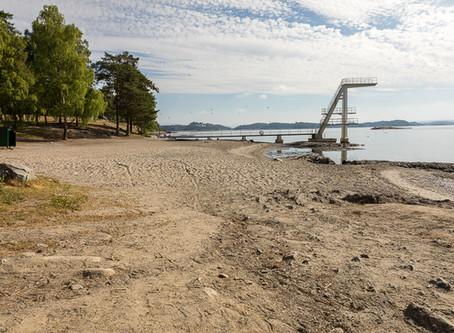 Asker - Baño Hvalstrand