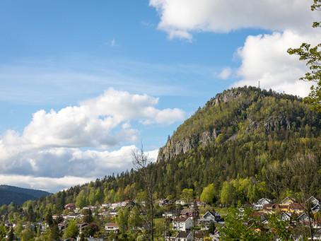 Kolsåstoppen - a nearby mountain hike