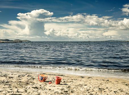Capri - Strømstad's finest beach?
