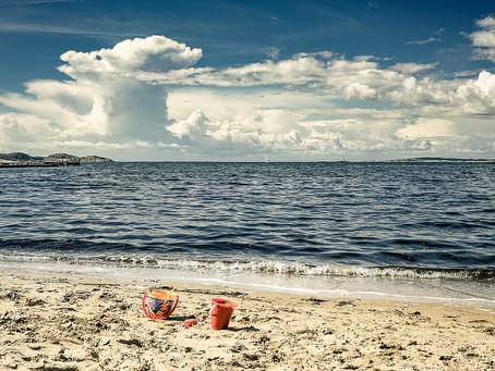 Capri - Strømstad's nicest beach?