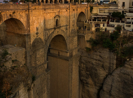 Ronda - oldest city in Spain?