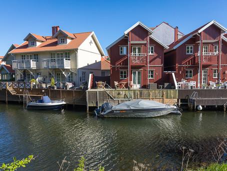 Nötholmen - Strømstad's Venice