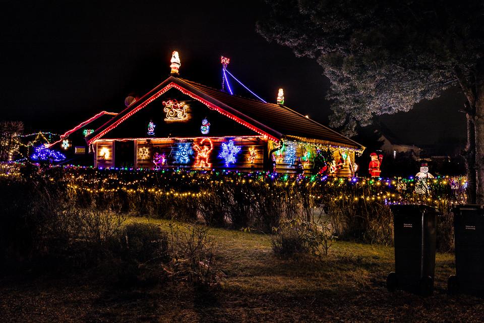 Julehuset på Ski