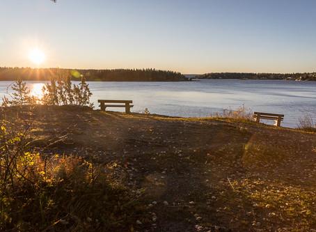 Kalvøya - La joya de Sandvika