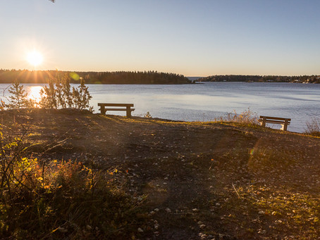 Kalvøya - Sandvikas juvel
