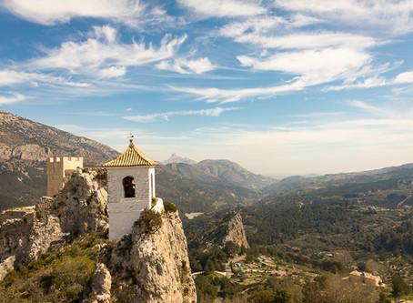 Guadalest - best preserved in Spain?