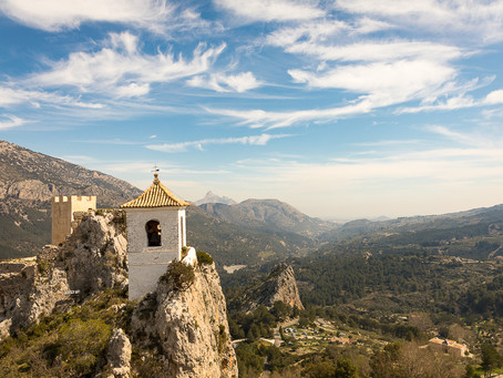 Guadalest - best preserved in Spain?