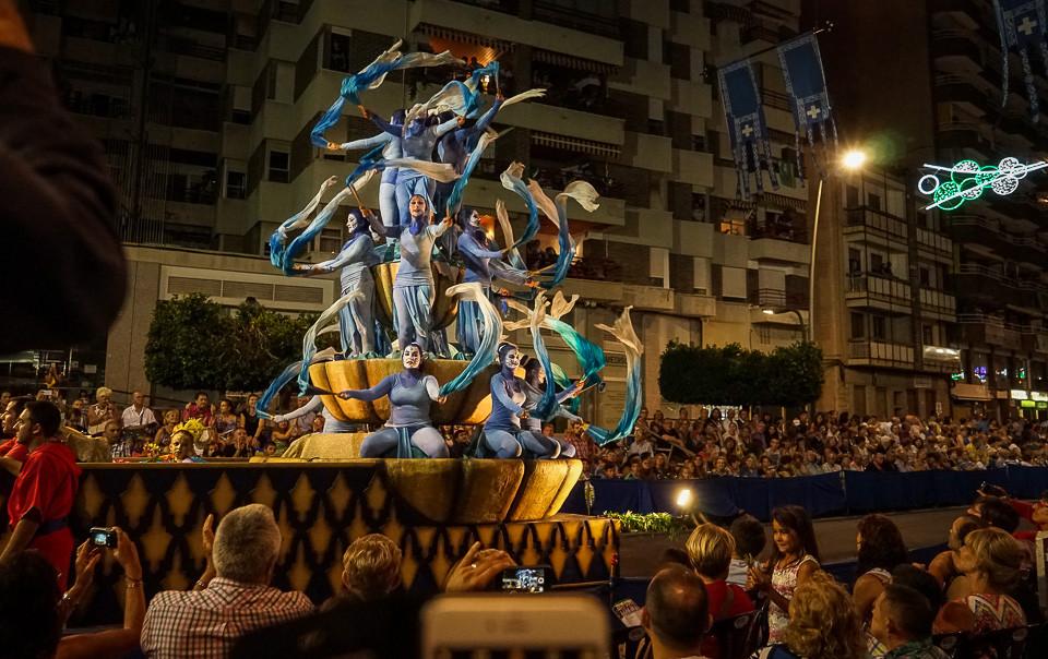 Fiesta i Villajoysa