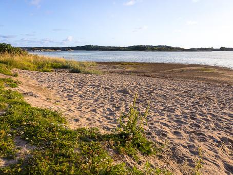 Strömstad - las 11 mejores playas