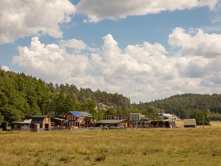 Rock River Western Town - Strömstad