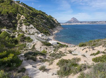 Sardinera - Spanish coastal cliffs