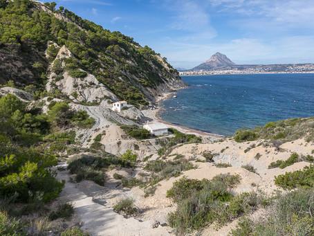 Sardinera - acantilados costeros españoles