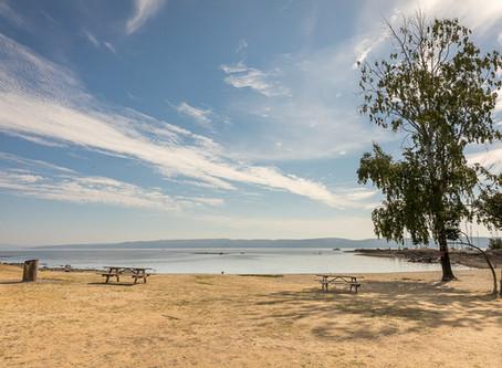 Vollen og Rabben - idylliske badeområder